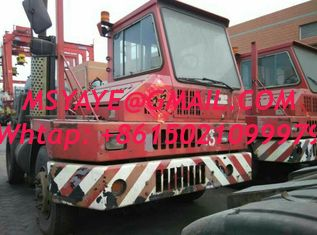 China used tractor kalmar trailer head for sale supplier