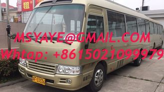 China toyota coaster bus for sale supplier