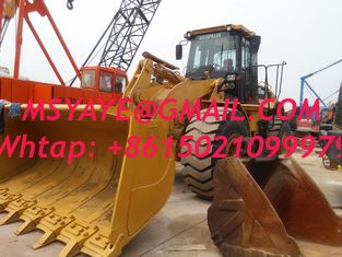 China 966F wheel loader  Used CATERPILLAR bulldozer For Sale second hand dozers 966F-2 966F-II supplier