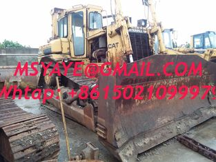 China CATERPILLAR dozer D7H Used CATERPILLAR bulldozer For Sale second hand originial paint dozers tractor supplier