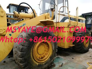 China Used 2008  kawasaki wheel loader KLD85Z-III front end loader for sale from japan supplier