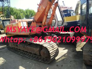 China 1999 EX60-1 EX100-1 EX120-1 EX200-1 hitachi used excavator for sale 0.3m3  track excavator isuzu engine minit excavator supplier