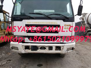 China 2010 UD FUSO concrete mixer Truck hino Concrete Mixers japan mixer truck 8m3 10m3 supplier