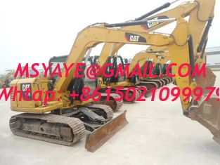 China 307e used caterpillar excavator for sale USA   tractor excavator 5000 hours 600mm chain CAT  excavator for sale supplier