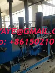 China 2005  5000 hours 380V Used generators KATO CATERPILLAR Benz Germany generators supplier