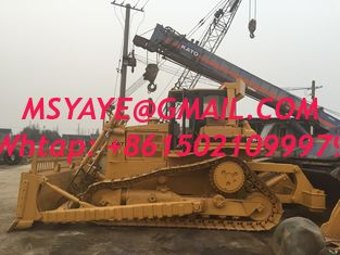 China caterpillar used dozer D7H D7G D7R  bulldozer For Sale second hand  new agricultural machines heavy tractor for sale supplier