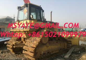 China caterpillar used dozer D6M D6N XL  bulldozer For Sale second hand  new agricultural machines heavy tractor for sale supplier