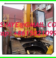 China 320B  320BL High quality second hand caterpillar 1.0m3 used excavator for sale USA track excavator construction digger supplier