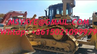 China d7r CATERPILLAR 2013  Bulldozer for sale construction equipment used tractors amphibious vehicles for sale supplier