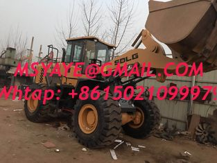 China 2016 second-hand wheel loader SDLG 956 966H-ii Used  Wheel Loader china made in china supplier