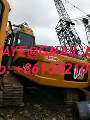 China 320D used caterpillar excavator for sale  used crawler excavator 2013 CAT  excavator for sale used excavating supplier