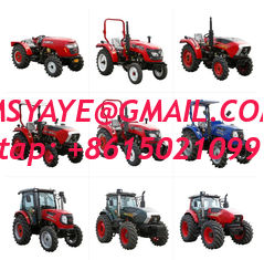 China Agricultural Machine Large Farm Tractor Weichai Engine 220HP 200hp 4WD 6-Cylinder Big Chassis supplier