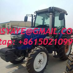 China 40hp 50hp 60hp  4WD diesel 2wd 6-Cylinder Big ChassisAgricultural Machine Large Farm Tractor Weichai Engine  fuel diesel supplier