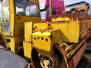 China bomag   BW202 compator used road roller germany roller compact four tires roller  deutz engine factory