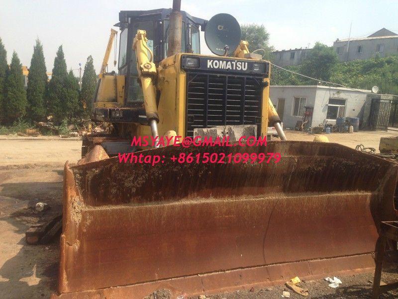 D60 used komatsu bulldozer crawler dozer for sale D85-18 japan