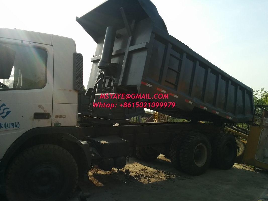 35t volvo dumper articulated dump truck 380hp 2004