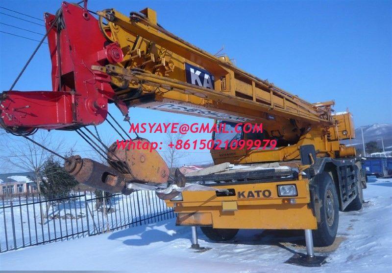 Rough Terrain Crane Malaysia : T used kato crane rough terrain ss malaysia