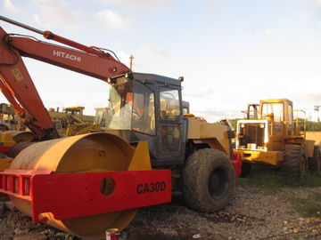 China CA251D used Dynapac roller for sale Reunion Gabon Ghana Tanzania factory