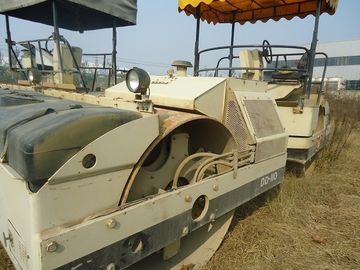 China Ingersoll rand roller roller DD110 compactor Twin vibratory roller factory