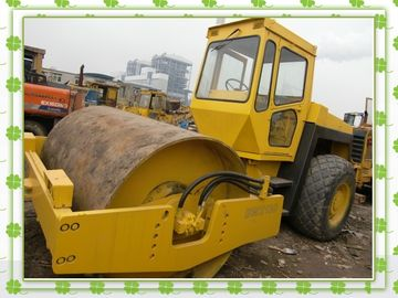 China BW213D Single-drum Rollers Bomag Uzbekstan Bahrian Japan VIBRATORY COMPACTOR factory