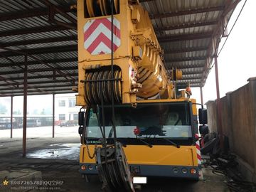 250T used LIEBHERR ALL TERRAIN crane 2009