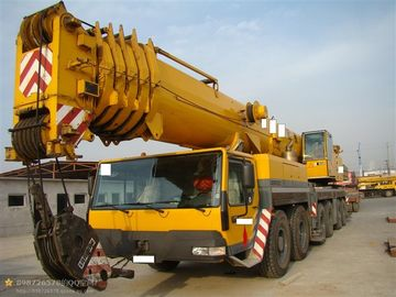 250T used LIEBHERR ALL TERRAIN crane 2005