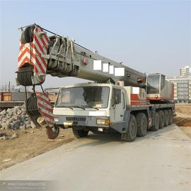 130T Zoomlion truck  Crane 2009 Crawler crane  Off-road tire crane