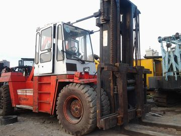 25T Kalmar container forklift Handler - heavy machinery 25T