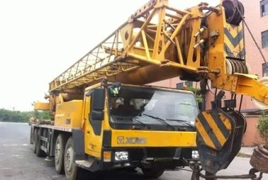 70T QY70K 2008 XCMG used truck crane