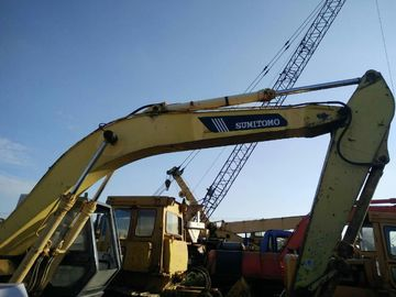 s280f2  construction digger for sale hammer track excavator second hand sumitomo  used excavator for sale