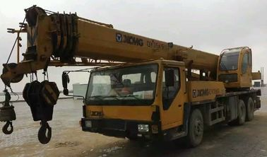 second-hand CHINA 2012 Truck crane for sale XCMG mobile crane 50T QY50K-5