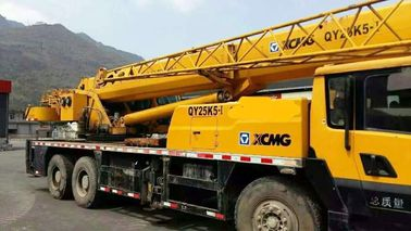 2013 25T QY25K-5 XCMG Truck crane for sale