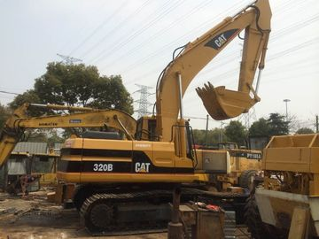 China 320BL 320B CAT used excavator for sale excavators digger 330BL second hand digger for sale factory