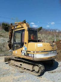 China 307b caterpillar used excavator for sale track excavator 307c in usa second hand digger factory