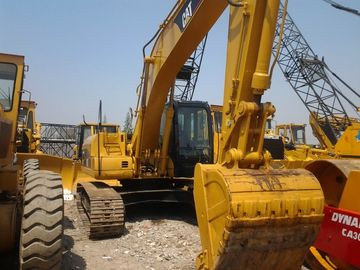 China 325cl caterpillar used excavator for sale track excavator 330c in usa factory