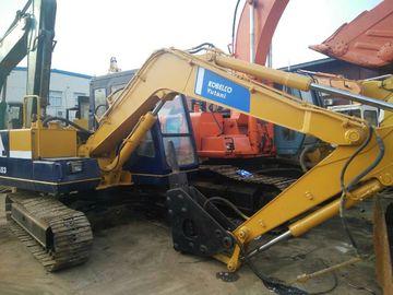 Used Excavator Kobelco