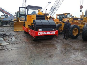 China CC421 used compactor Dynapac cc422 2010 used original SWEDEN road roller for sale  used in shanghai factory