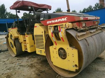 China CC522 CC622 used compactor Dynapac cc422 CC211 2010 used original SWEDEN road roller for sale  used in shanghai factory