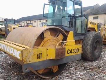 China used compactor Dynapac CA30D CA301D 2010 used original color SWEDEN road roller for sale  used in shanghai factory