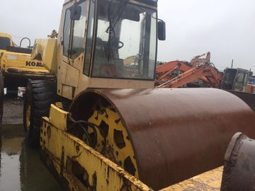 China BOMAG BW219HD-3 2003 used road roller  used compactor    made in Germany Vibratory Smooth Drum Roller used shanghai factory