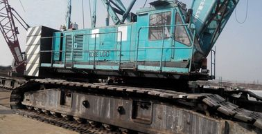 7150 150T made in japan used P&H KOBELCO crawler crane Syrian Uzbekstan