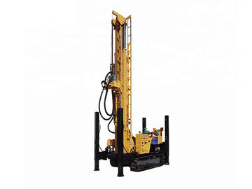 China DTH hydraulic CRAWLER WATER WELL DRILLING RIG machine portable water well drilling rigs deep water well drilling rigs factory