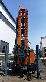 China 400m DTH hydraulic CRAWLER WATER WELL DRILLING RIG machine portable water well drilling rigs deep water well borehole factory