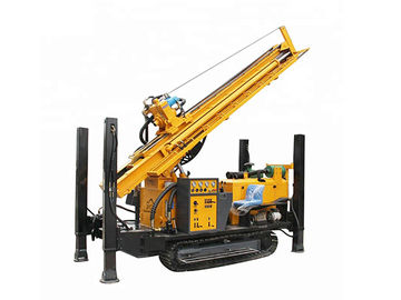 FY300A/FY300 STEEL TRACK CRAWLER WATER WELL DRILLING  machine portable water well drilling rigs deep water well borehole
