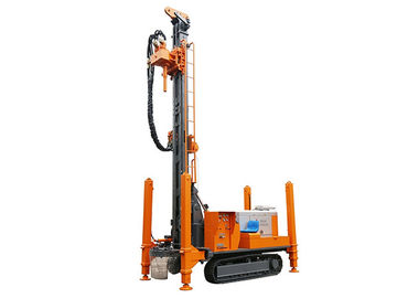 China ZGSJ-450 300m DTH WATER WELL DRILL RIG  machine portable hydraulic water well drilling rigs deep drill rig truck factory