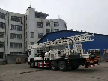 China SRJKC300 300m TRUCK MOUNTED WATER WELL DRILLING RIG  shallow  water well drilling equipment water well rig  well digging factory