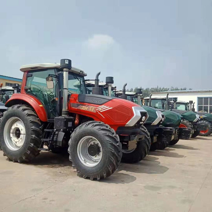 180hp 200hp 220hp  4WD diesel 2wd 6-Cylinder Big Chassis Agricultural Machine Farm Equipment for Sale | Used Farm Machin